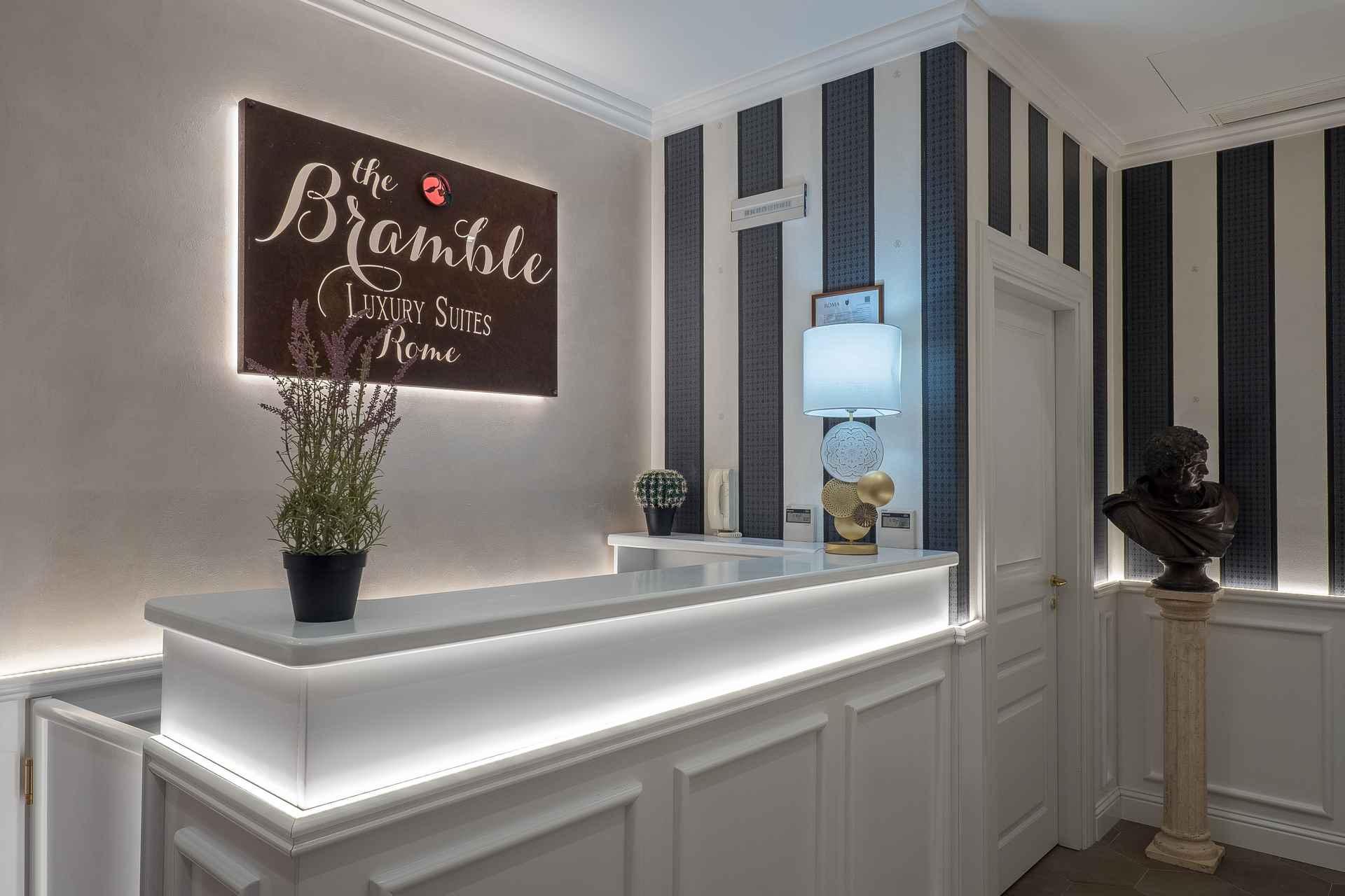 Bramble Luxury Suites - Reception